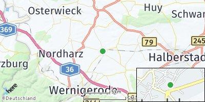 Google Map of Heudeber