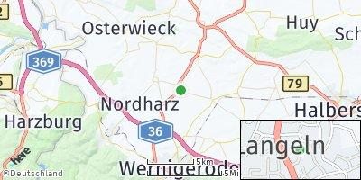 Google Map of Langeln