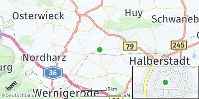 Google Map of Danstedt