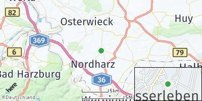 Google Map of Wasserleben
