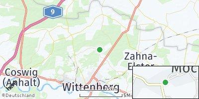 Google Map of Mochau