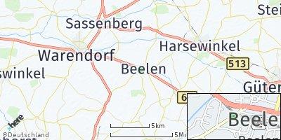 Google Map of Beelen