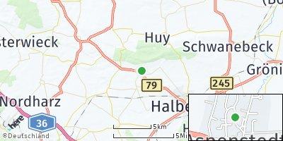 Google Map of Aspenstedt