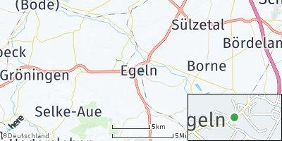 Google Map of Egeln