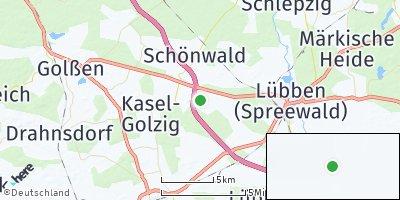Google Map of Bersteland