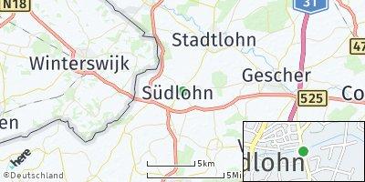 Google Map of Südlohn