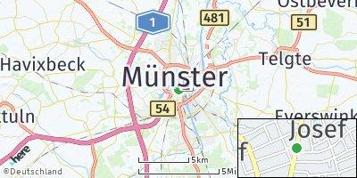 Google Map of Münster