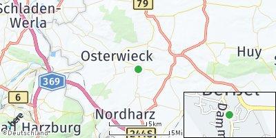 Google Map of Berßel