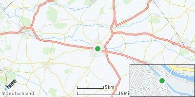 Google Map of Warendorf