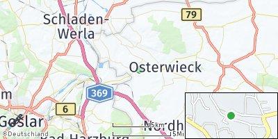Google Map of Lüttgenrode