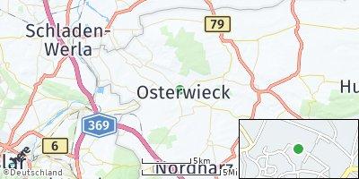 Google Map of Osterwieck