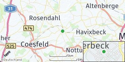 Google Map of Billerbeck