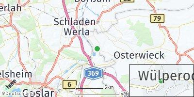 Google Map of Wülperode