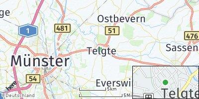 Google Map of Telgte