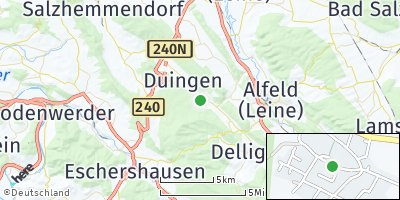 Google Map of Coppengrave