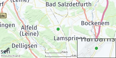 Google Map of Harbarnsen