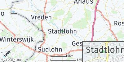 Google Map of Stadtlohn