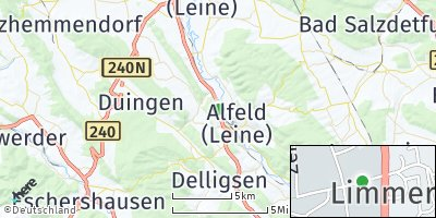 Google Map of Limmer