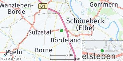 Google Map of Welsleben