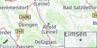 Google Map of Eimsen