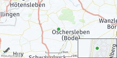 Google Map of Hornhausen