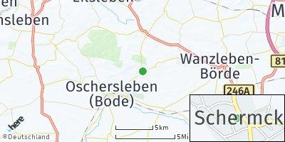 Google Map of Schermcke
