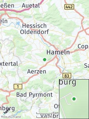 Here Map of Riepenburg