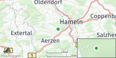 Google Map of Riepenburg