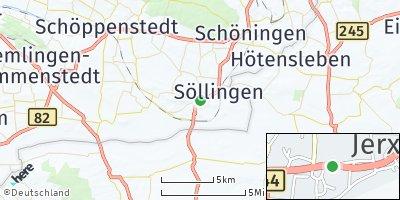 Google Map of Jerxheim