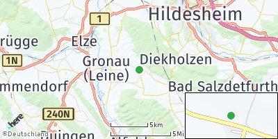 Google Map of Despetal