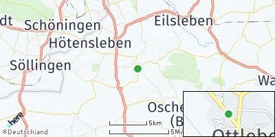 Google Map of Ausleben