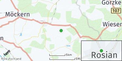 Google Map of Rosian