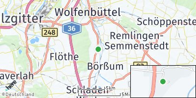 Google Map of Dorstadt