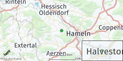 Google Map of Halvestorf