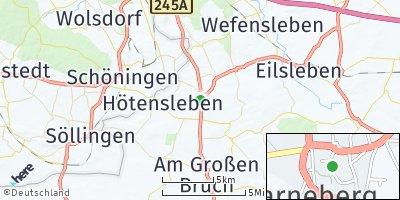 Google Map of Barneberg