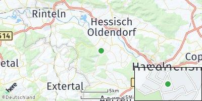 Google Map of Friedrichshagen