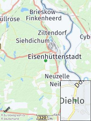 Here Map of Diehlo