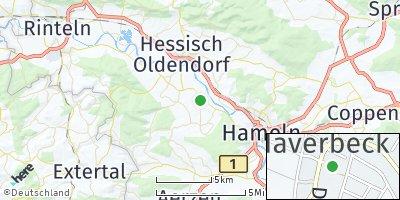 Google Map of Haverbeck