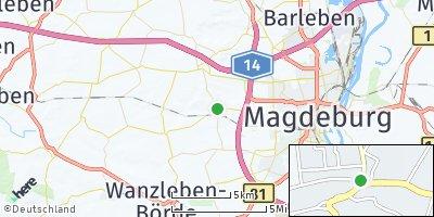 Google Map of Niederndodeleben