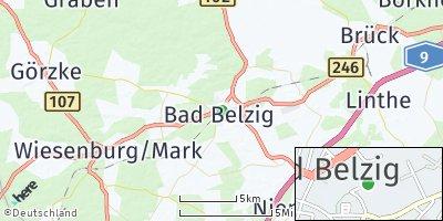 Google Map of Belzig