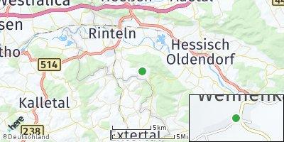 Google Map of Wennenkamp