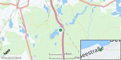 Google Map of Schwerin