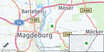 Google Map of Biederitz