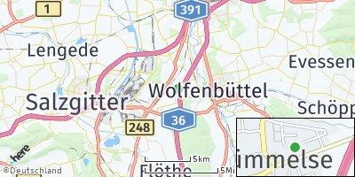 Google Map of Fümmelse
