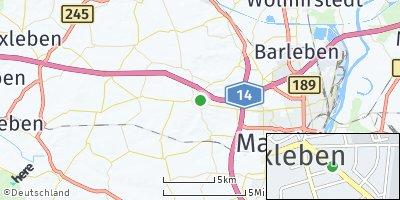 Google Map of Irxleben