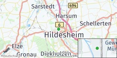 Google Map of Steuerwald