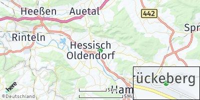 Google Map of Krückeberg
