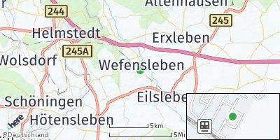 Google Map of Wefensleben