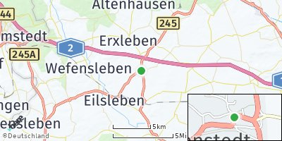 Google Map of Hakenstedt
