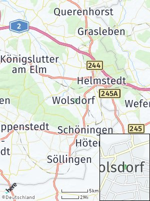 Here Map of Wolsdorf